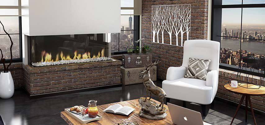 Ortal Fireplace